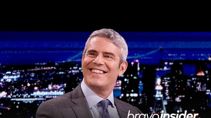Spotlight Andy Cohen Casting Tapes Promote