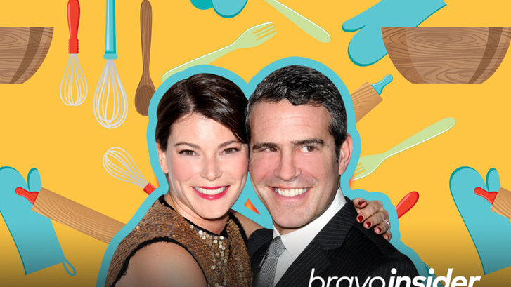 Spotlight Gail Simmons Andy Cohen Promote