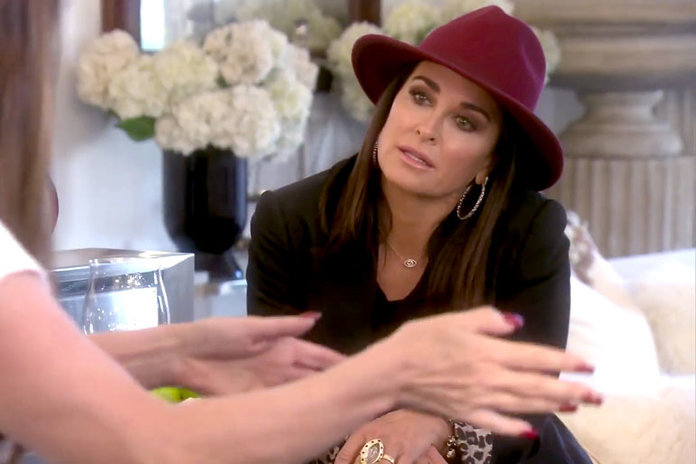 Kyle Richards: I Never Imagined Losing a Friendship Over