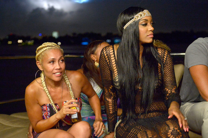 Who is Cynthia Bailey's Friend Tammy on Real Housewives of
