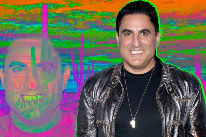 Shahs of Sunset's Reza Farahan Talks Weight Loss, Exercise   The