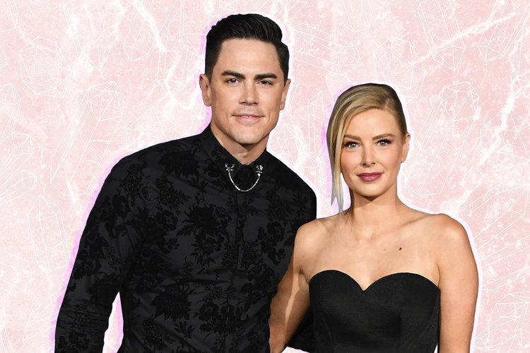 Ariana Madix and Tom Sandoval