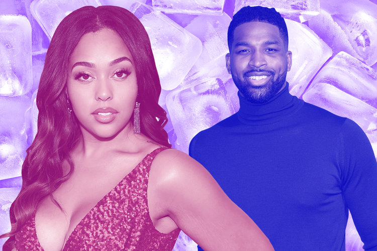 Jordyn Woods, Tristan Thompson