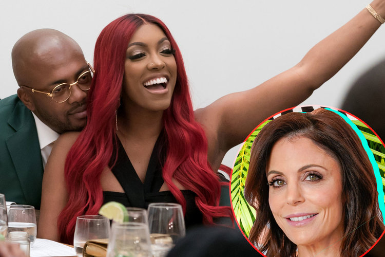 Bethenny Frankel reacts to Porsha Williams and Dennis McKinley's relationship