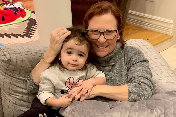 Caroline Manzo Granddaughter, Laruen Manzo Daughter, Markie: Pics