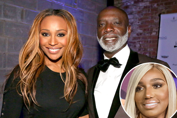 Nene Leakes, Cynthia Bailey and Ex-Husband Peter Thomas