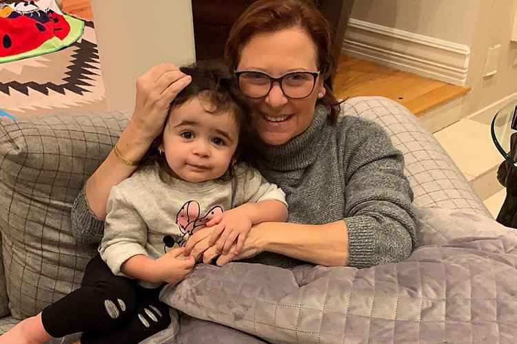 Caroline Manzo Granddaughter Markie Disney Vacation Pictures
