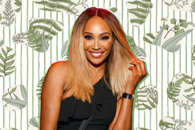 Cynthia Bailey at Home