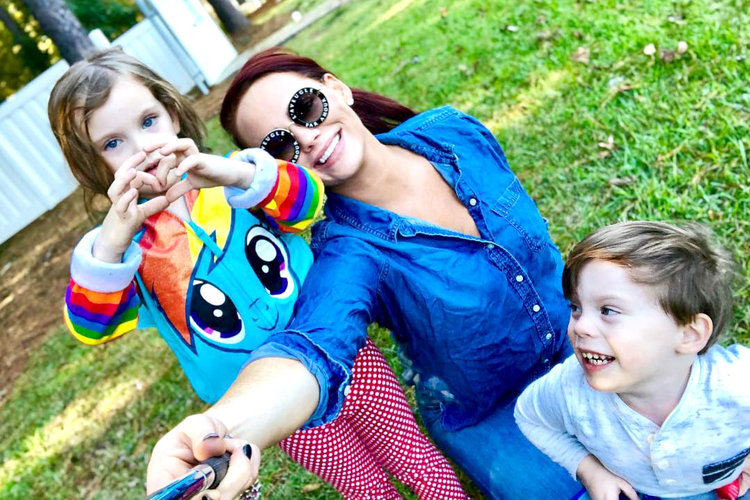 Kathryn Dennis Celebrates Daughter Kensie's Fifth Birthday