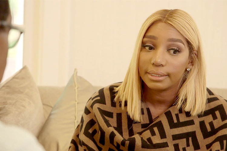 Nene Leakes on The Real Housewives of Atlanta