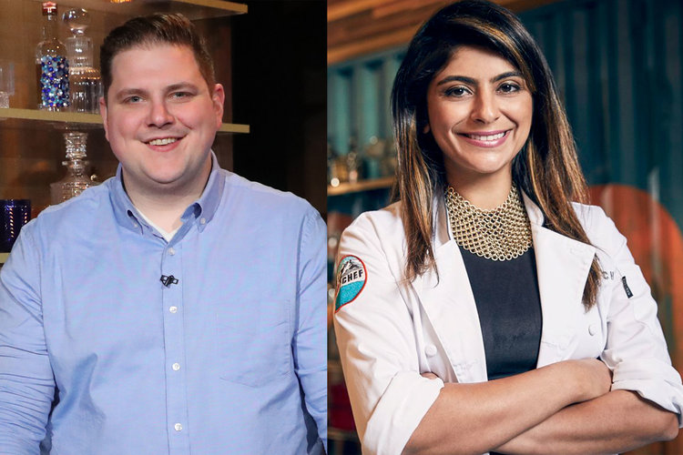 Top Chef Joe Flamm, Fatima Ali