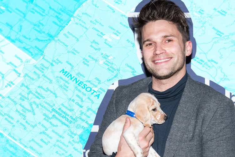 Tom Schwartz Dog Vanderpump Rules