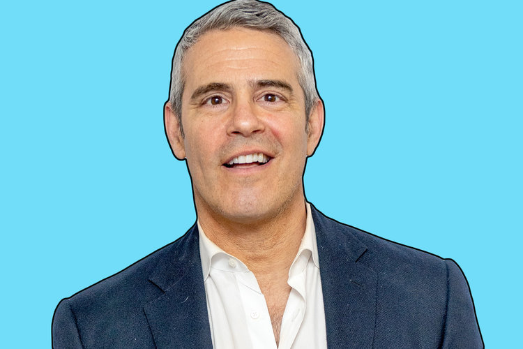 Andy Cohen's Throwback Swimsuit Photo