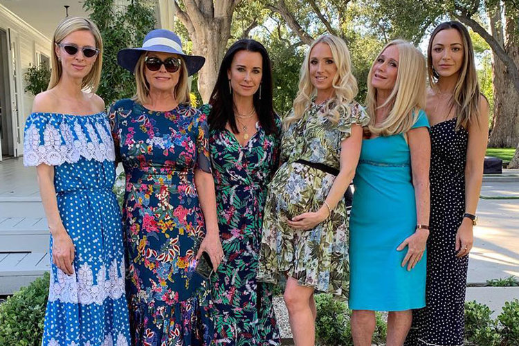 Kim Richards' Daughter Brooke Wiederhorn Welcomes Second Child