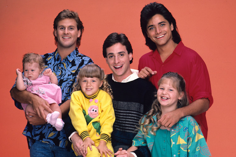 Bob Saget & Full House Cast