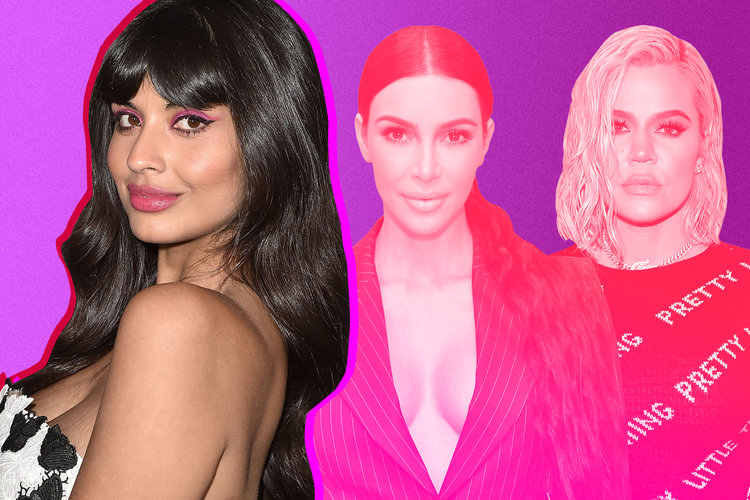 Jameela Jamil v. Kim, Khloe Kardashian on Detox Tea Ads