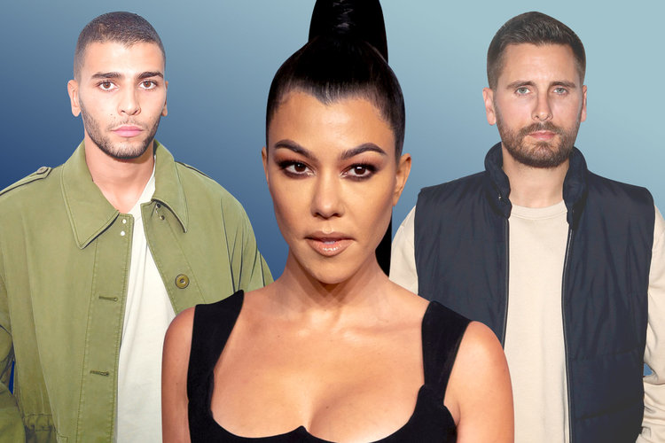 Kourtney Kardashian, Scott Disick, Younes Bendjima