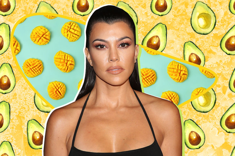 Kourtney Kardashian Signature Salad Recipe