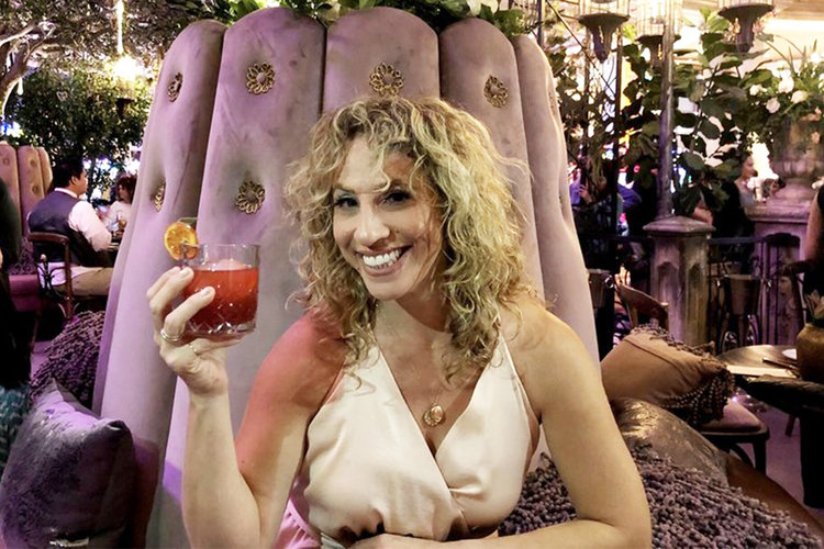 Vanderpump Cocktail Garden Caesars Palace Las Vegas Restaurant Review