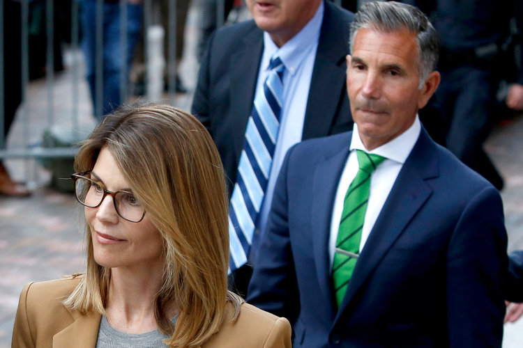 Lori Loughlin thought she was breaking rules, not laws