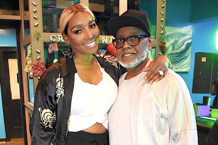 Nene Leakes on Gregg Leakes Cancer