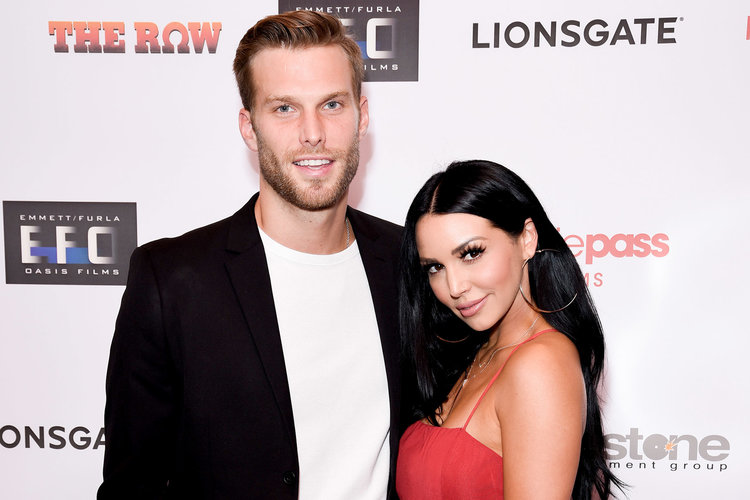 Scheana Marie and Adam Spott