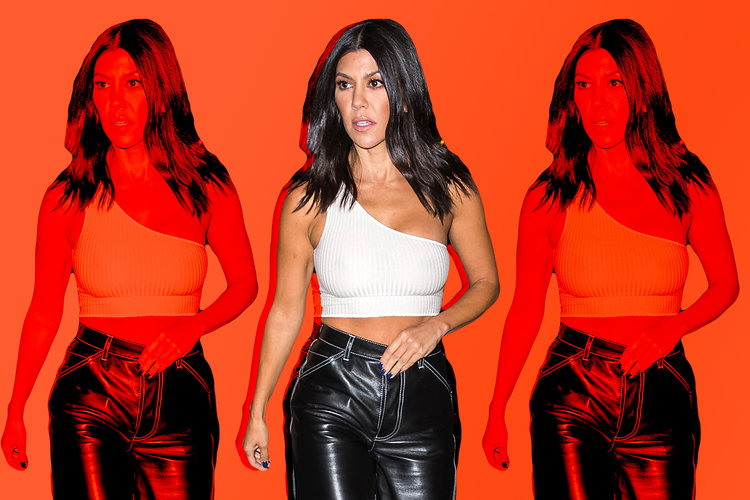 Kourtney Kardashian 40th Birthday Party Pics
