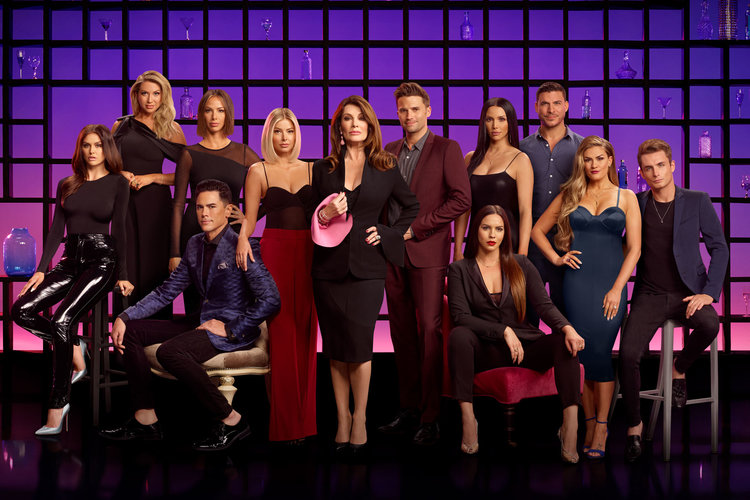 Vanderpump Rules Series Game