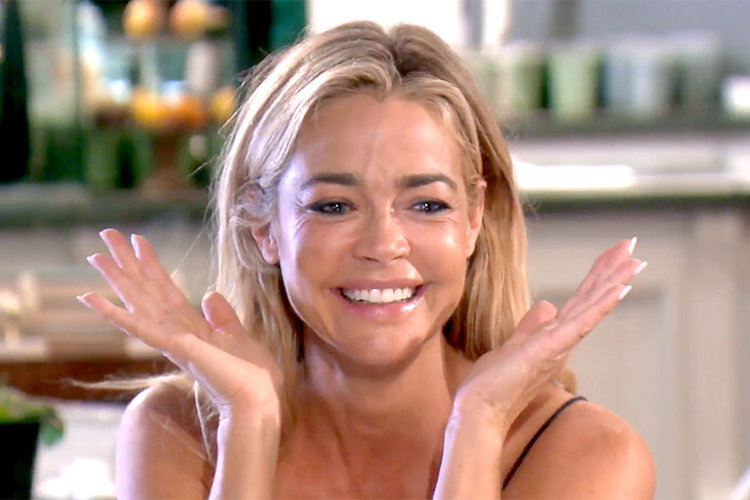 Denise Richards sex comments on Aaron Phypers dick size
