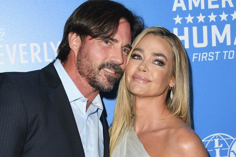 Aaron Phypers, Denise Richards