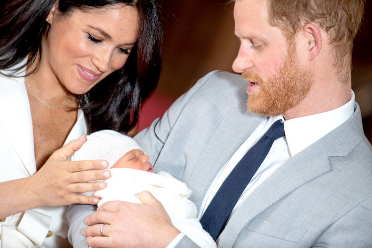 Prince Harry and Meghan Markle don't have a nanny for Archie