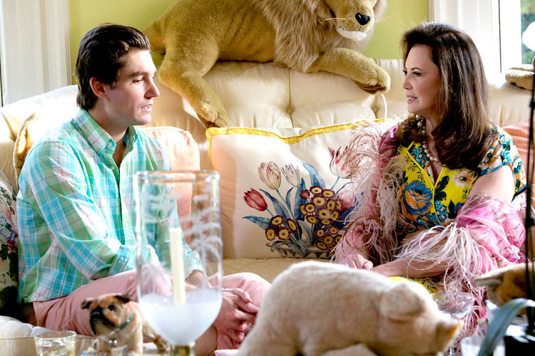Craig Conover and Patricia Altschul on Southern Charm