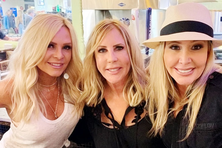 Vicki Gunvalson Engagement Party Pics