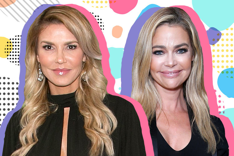 Brandi Glanville, Denise Richards