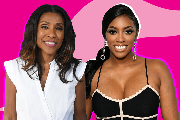 Porsha Williams and Dr. Jackie Walters