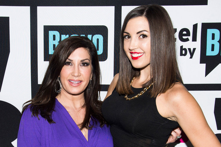Jacqueline Laurita with Daughter Ashlee Holmes Malleo