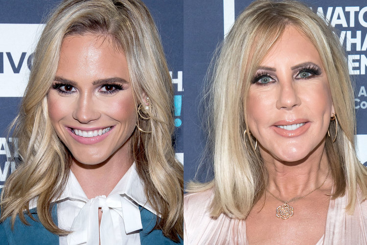 Meghan King Edmonds, Vicki Gunvalson