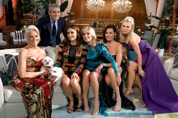 Andy Cohen, Real Housewives of New York City