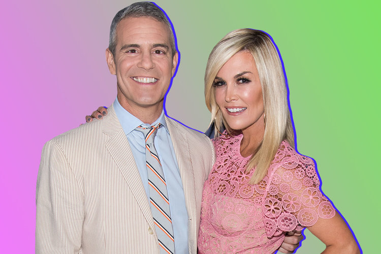 Andy Cohen, Tinsley Mortimer