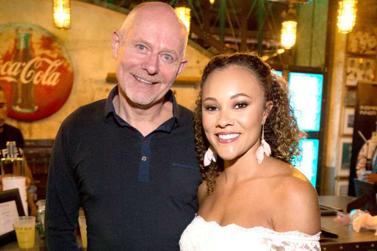Ashley Darby with Husband Michael Darby