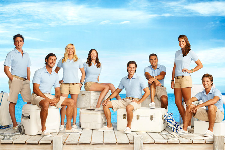 Below Deck Season 1 Cast