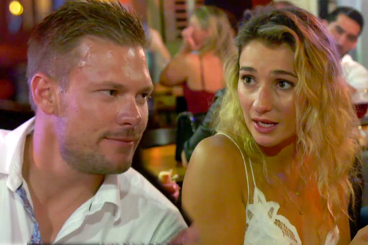 Joao Franco and Anastasia Surmava Fight in Below Deck Mediterranean Season 4