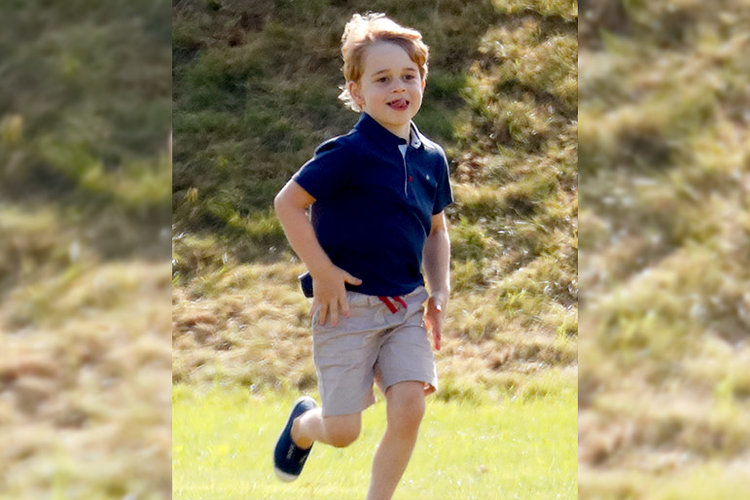 Prince George turns 6