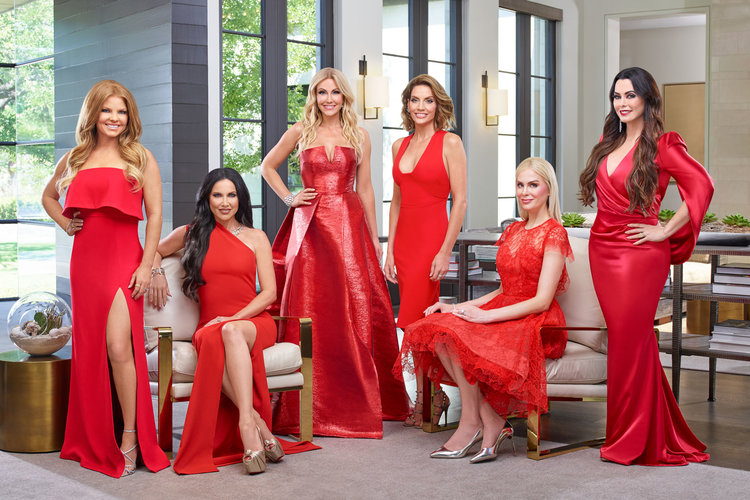 The Real Housewives of Dallas Season 3 Cast
