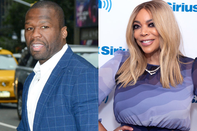 50 Cent, Wendy Williams