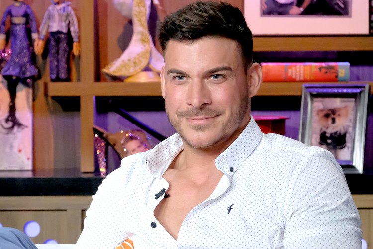 Jax Taylor on Watch What Happens Live with Andy Cohen