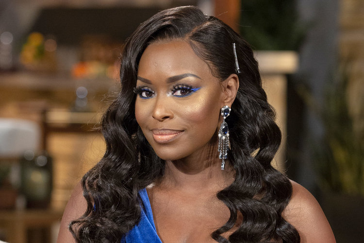 Quad Webb at the Married to Medicine Season 6 Reunion
