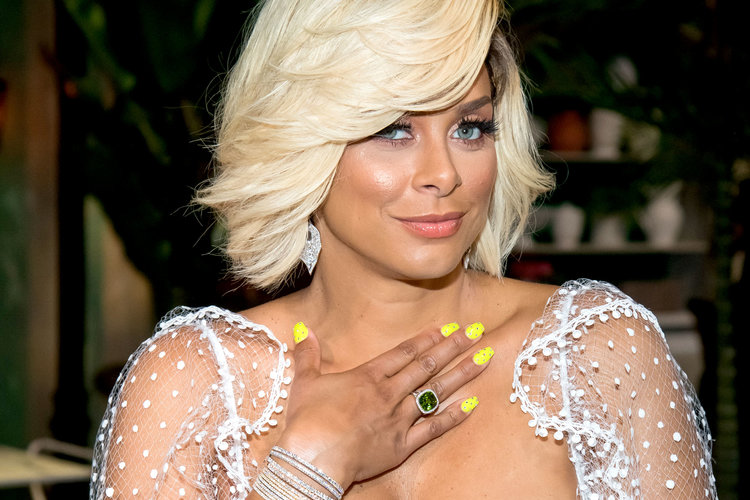 Robyn Dixon's Reunion Look