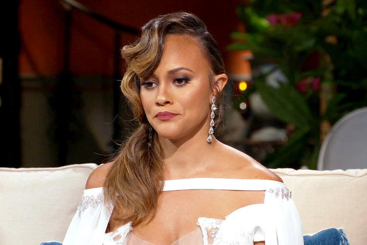 Ashley Darby at The Real Housewives of Potomac Season 4 Reunion