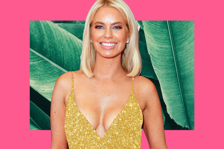 Caroline Stanbury Pink Swimsuit